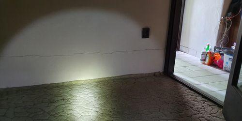 Leszakadt emelet