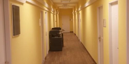 BKV - Méta utca irodaház belső felújítás