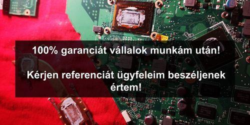 Laptop szervíz Edelény Miskolc