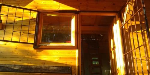 Nyitható ablak rács és ajót rács