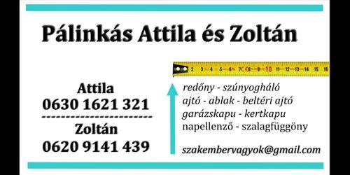 Garázskapuszerelő Debrecen Szolnok