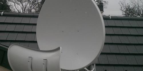 Multifókuszos, többfejes antenna