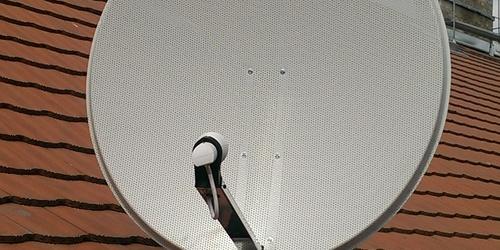 Műholdvevő antenna