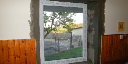 Ablakcsere, nyílászáró beépítés Jászszentlászló Balatonfüred
