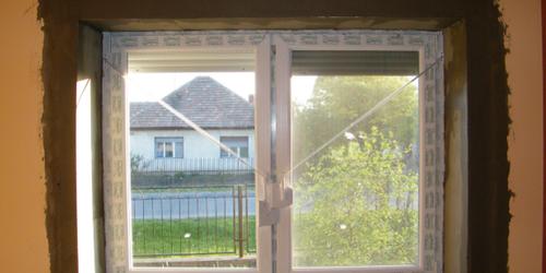 Ablakcsere, nyílászáró beépítés Bácsbokod Balatonfüred
