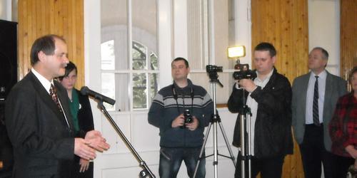 Forog a kamera a Duna TV-nek