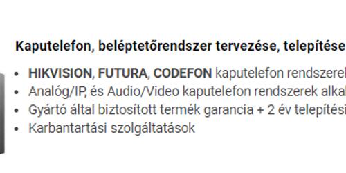 Kaputelefon szerelés Vát Sopron