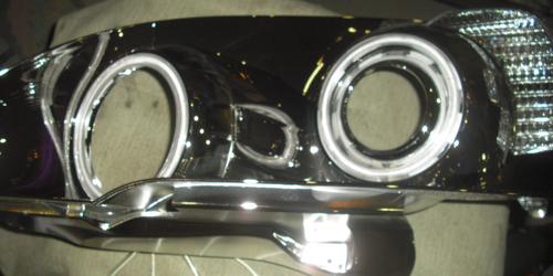 Honda CRV, Angel Eyes