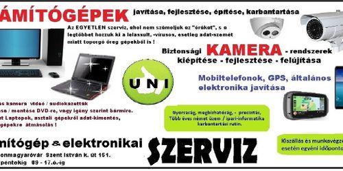 Laptop szervíz Győr Mosonmagyaróvár