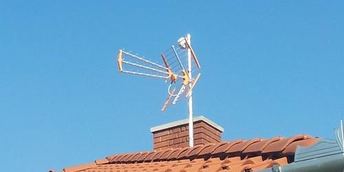 DVB-T antenna (MindigTV)