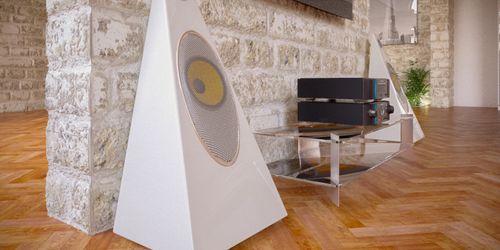 High End Audio aktív hangfal