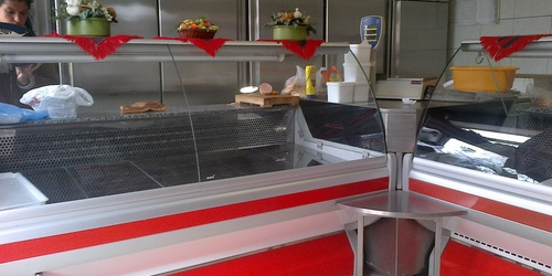 rozsdamentes hűtők,hűtőpultok