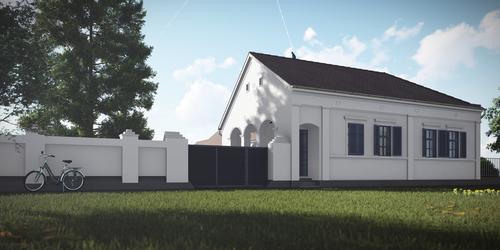 Építész Vokány Pécs