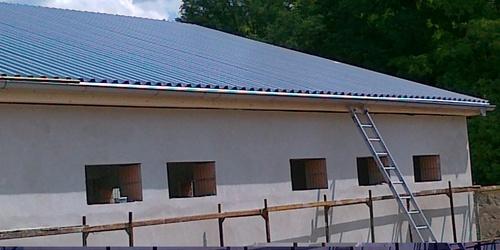 Lindab csatorna és tető
