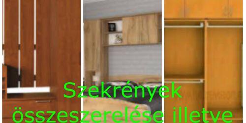 Bútorszerelő Eger Bükkszenterzsébet