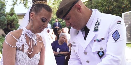 Esküvői videós Tahitótfalu Budapest