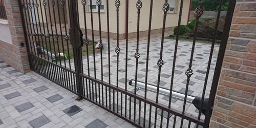 Automata kapu Albertirsa Üllő