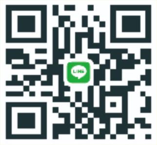お片付けサービス専用のLINEアカウントのQRコード