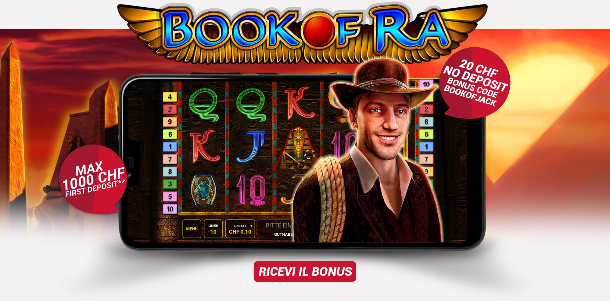 Gioca Book Of Ra Online Gratis