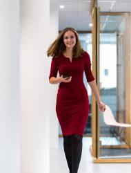 Marloes Horstman: van student opgewerkt tot advocaat