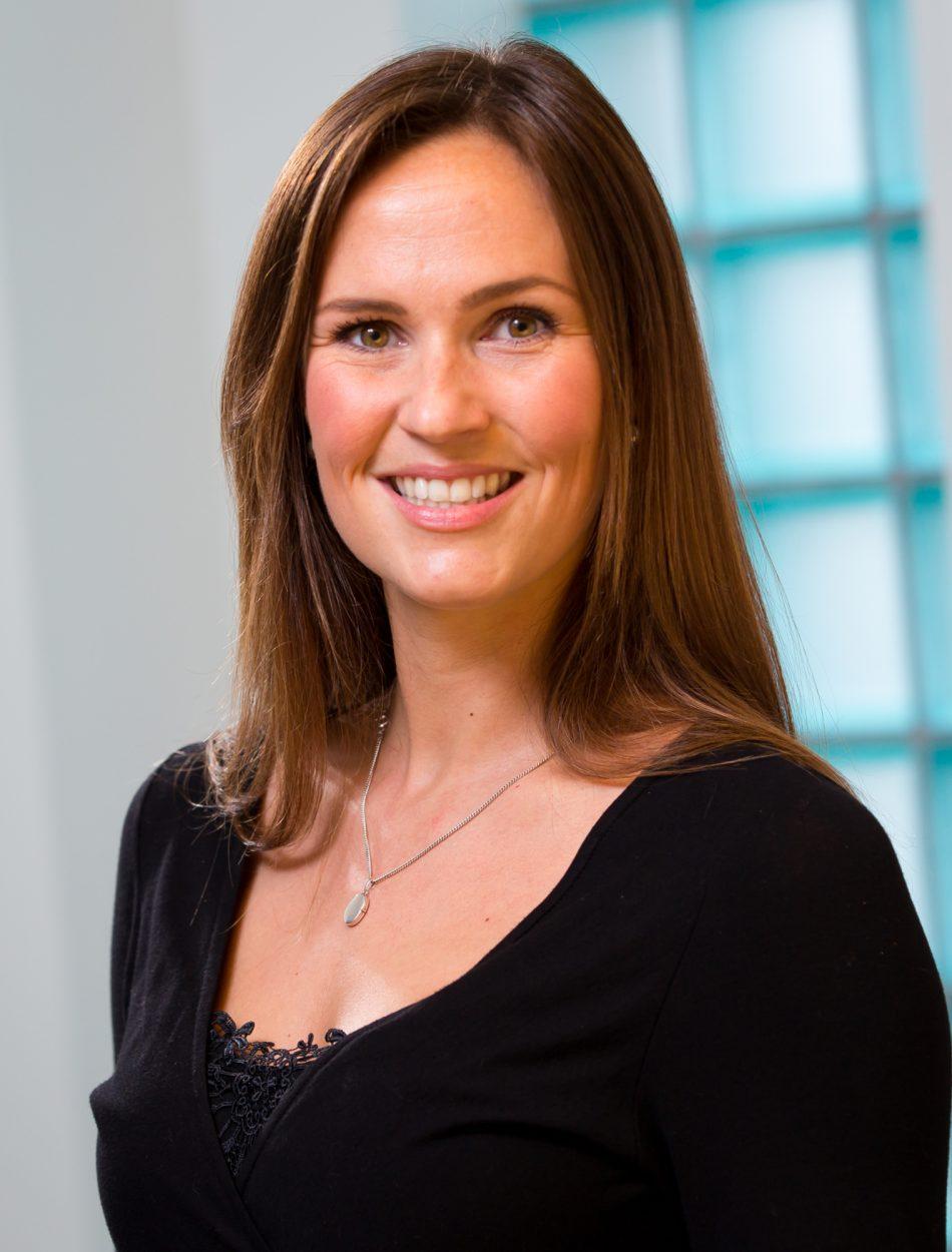 Marjolein van Leeuwen, advocaat op het kantoor in Doetinchem