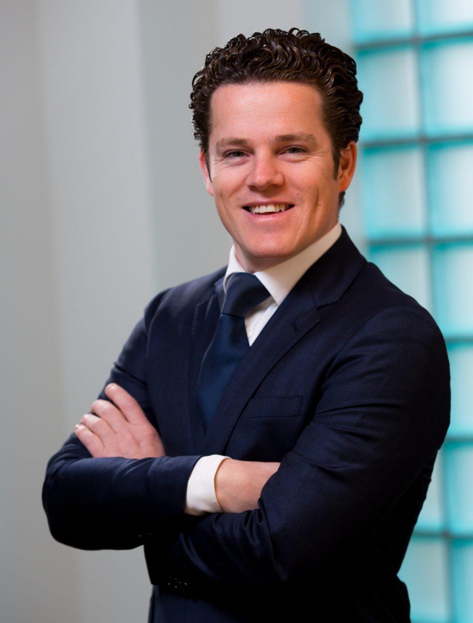 Ruben Schuurman, advocaat op het kantoor in Doetinchem