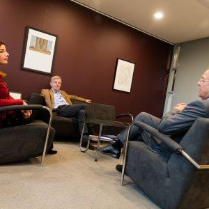 Samen met de klant een succesvolle strategie bepalen