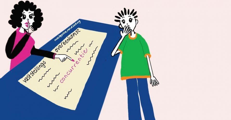 Vaststellingsovereenkomst en 'post-contractuele' afspraken