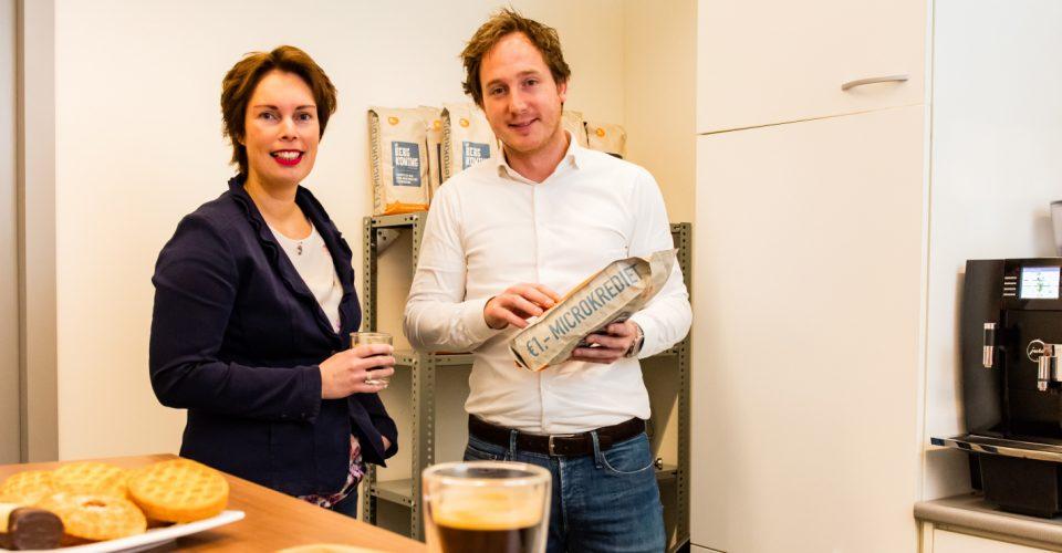 JPR kiest voor goede, duurzame koffie van Pure Africa