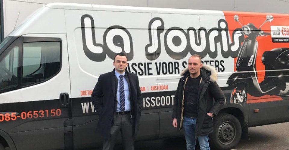 Advocaat op de zaak: La Souris Scooters