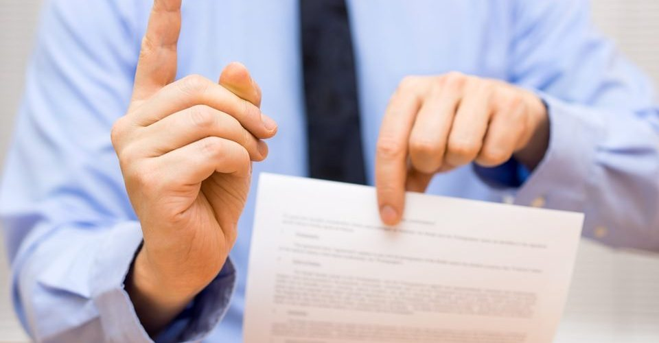 Bewerkersovereenkomst voorkomt boete