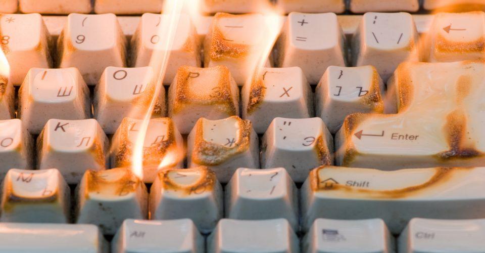 Brandverzekering: ondernemers, check uw voorwaarden!