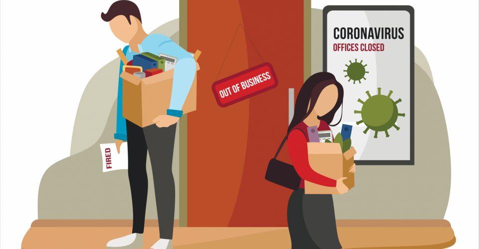 Gevolgen coronacrisis wel grond voor ontslag, maar niet voor ontslag op staande voet