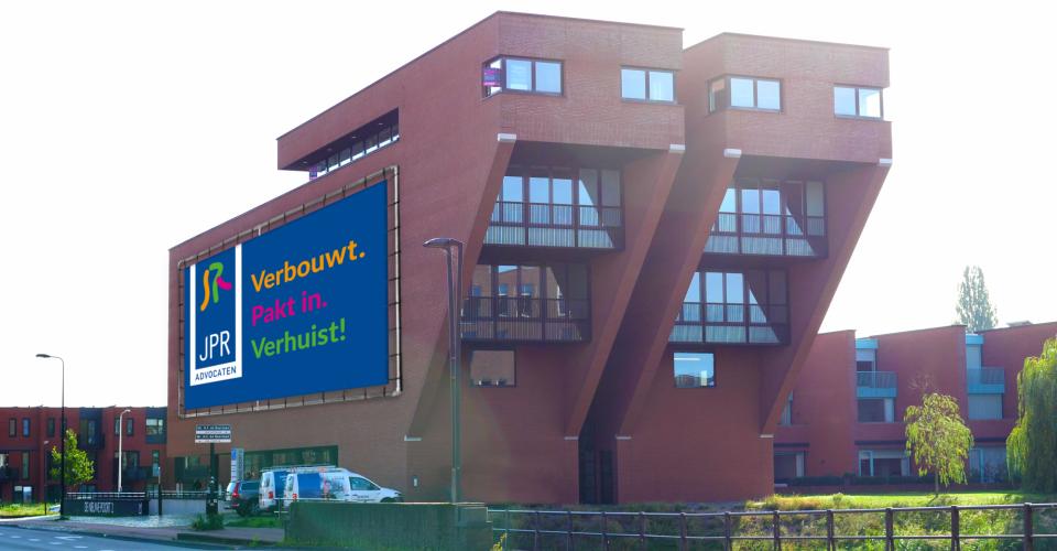JPR Advocaten (vestiging Deventer) verhuist 27 december binnen Deventer