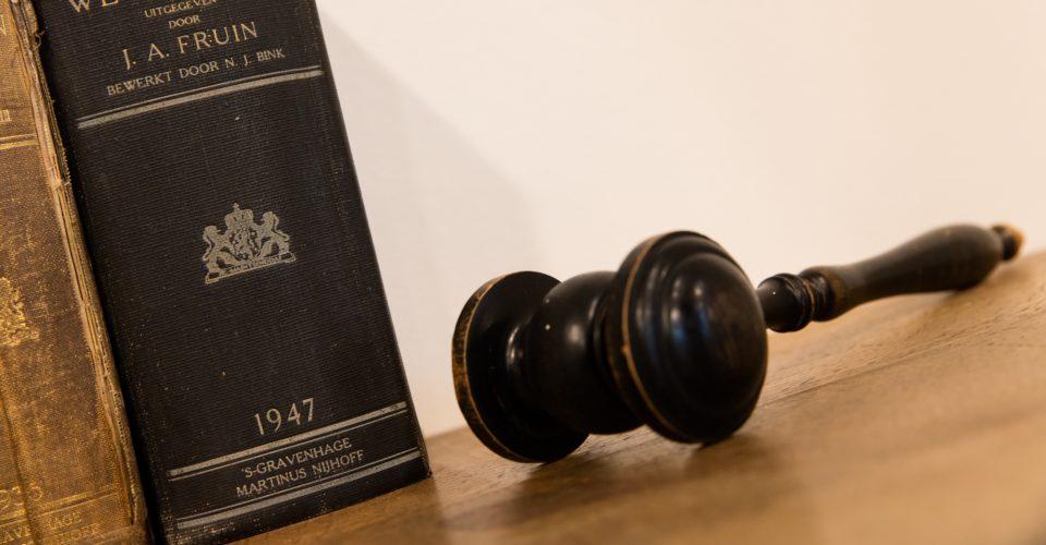 JPR-advocaat Ubel van der Werff benoemd tot Raadsheer in Gerechtshof Arnhem-Leeuwarden