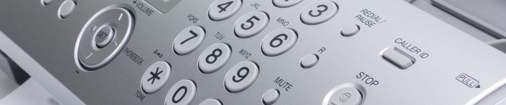 De ontvangsttheorie 1]: fax of e-mail