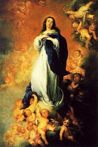 瑪麗皇后天使卡|充滿溫柔的女性能量