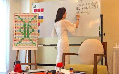 2017年盈君老師香港課程:馬雅曆法教學
