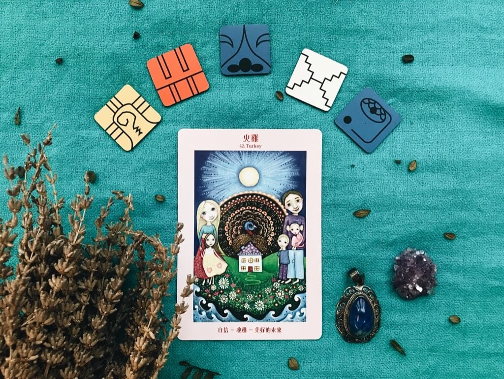 Kin243 太陽藍夜   相信生活的慷慨與我們豐盛生活的能力
