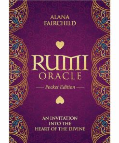 Pocket Rumi Oracle: An Invitation Into the Heart of the Divine-0