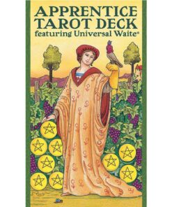 Apprentice Tarot Deck-0