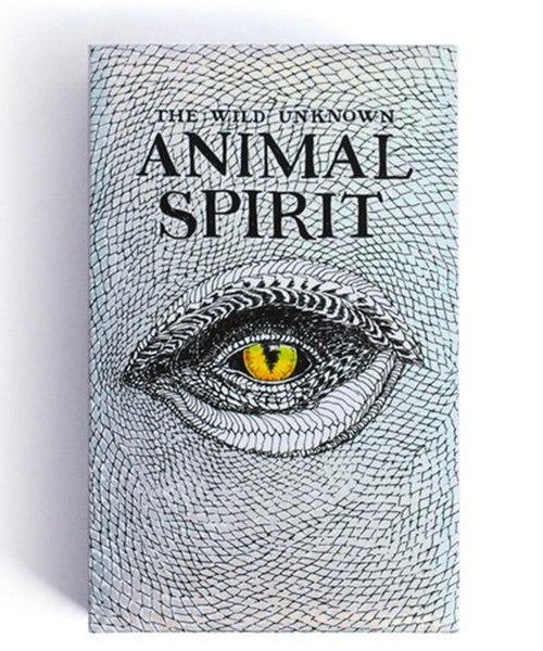 聖靈動物卡