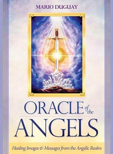 天使神諭卡|英文