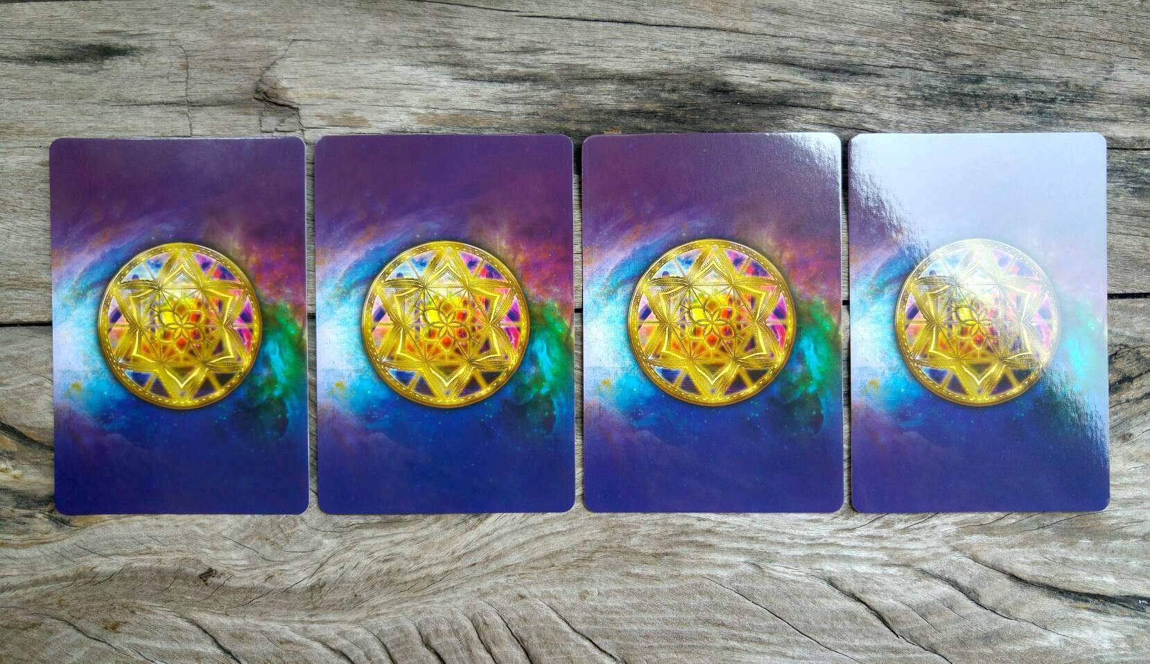 牌卡測驗|從曼陀羅找到靈魂的解藥