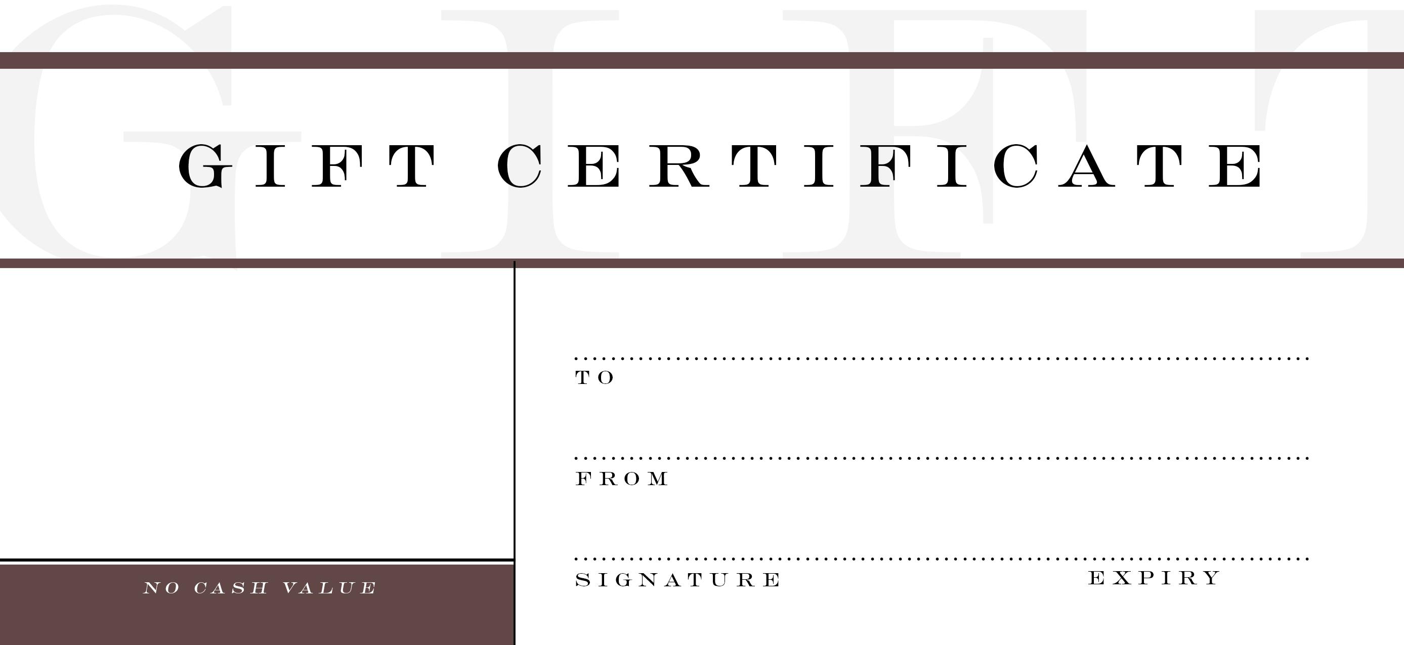 Free online gift certificates creator jukeboxprint xflitez Images