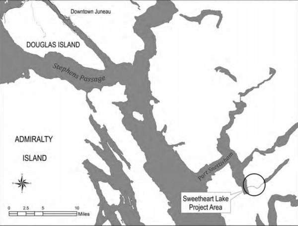 Juneau Hydropower secures permit for Sweetheart Lake