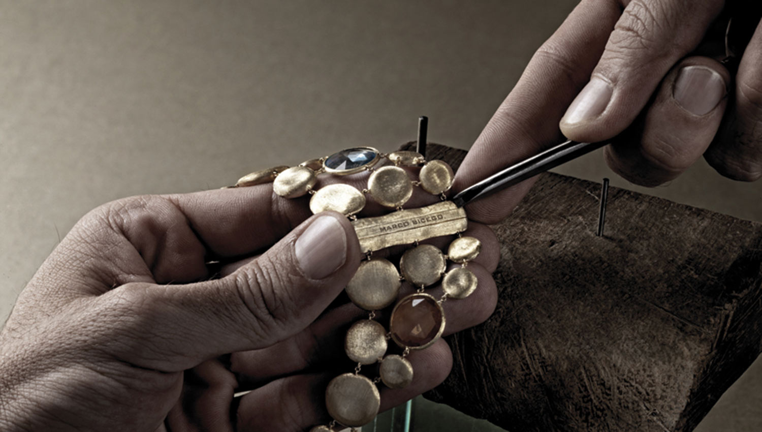 Marco Bicego | Produktion | Handmade in Italy