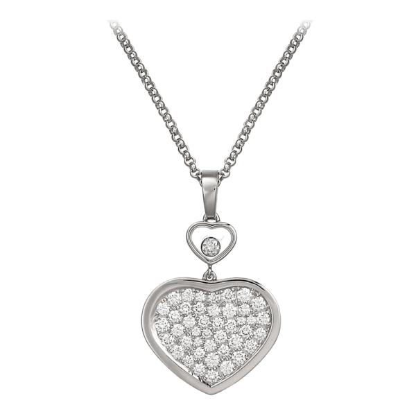 Chopard Happy Diamonds Anhänger Happy Hearts 797482-1009