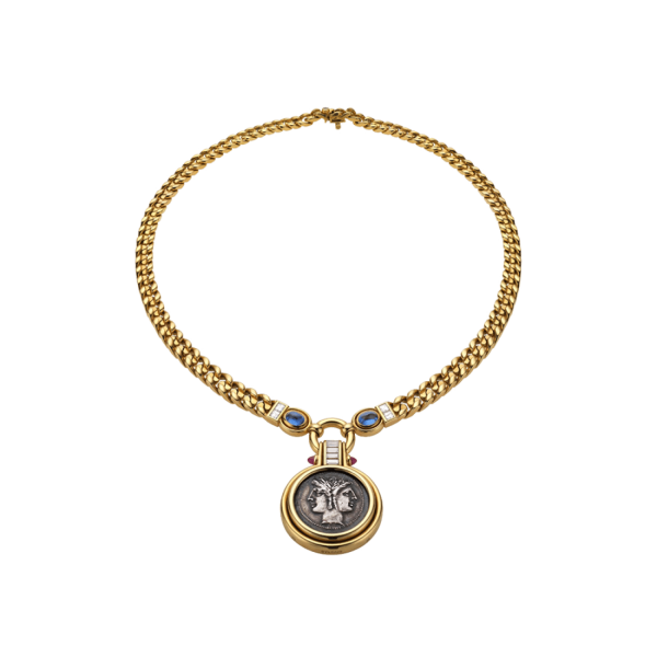 Bulgari Collier Monete Vintage Collection