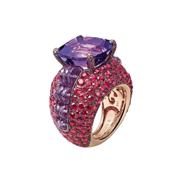 De Grisogono Melody of Colors Ring